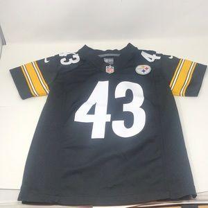 62fe3add Kids Nike Steelers Jersey on Poshmark